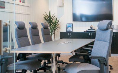 Av-utstyr og møterom